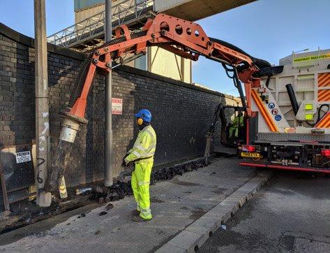 Liverpool Vacuum Excavator Hire