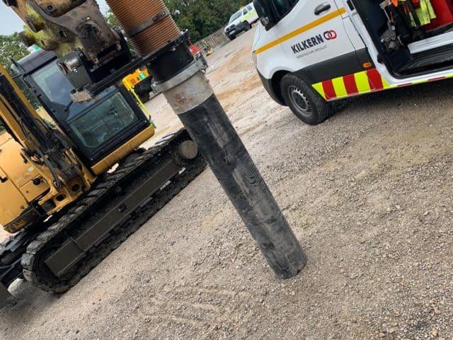 Vacuum Excavator Hose