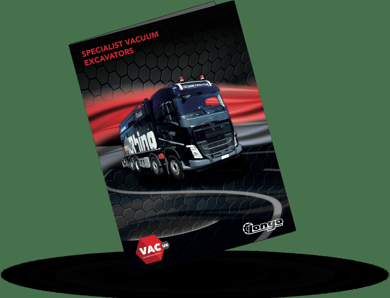 VAC UK Longo Rhino Sales Brochure